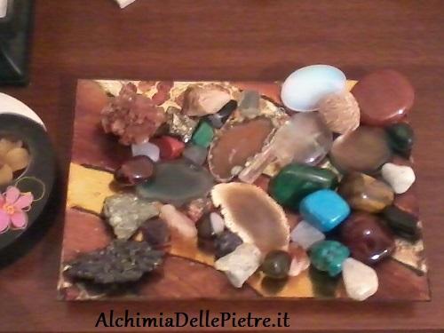 scegliere una pietra