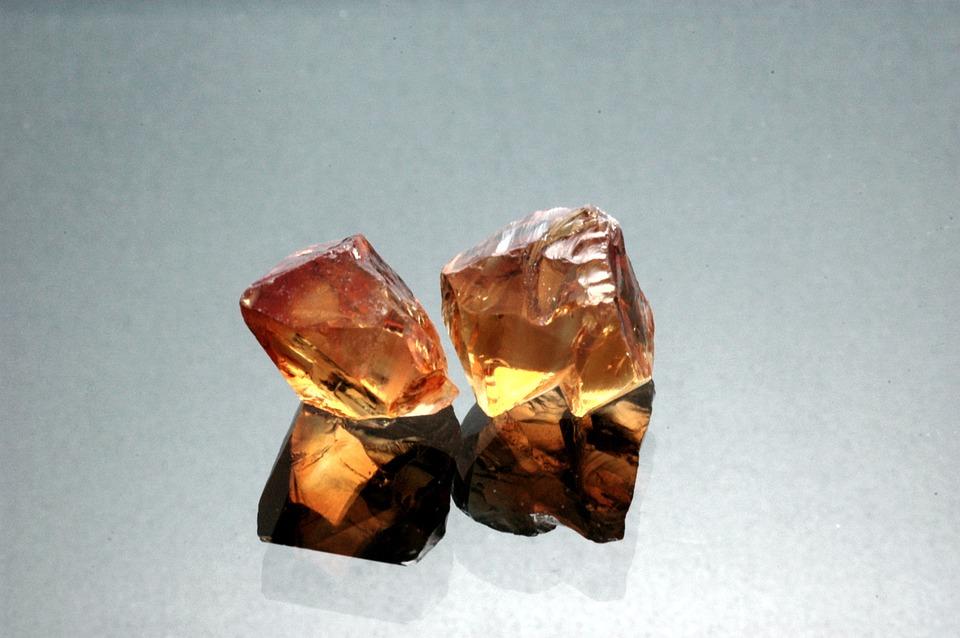 purificare i cristalli con l'argilla