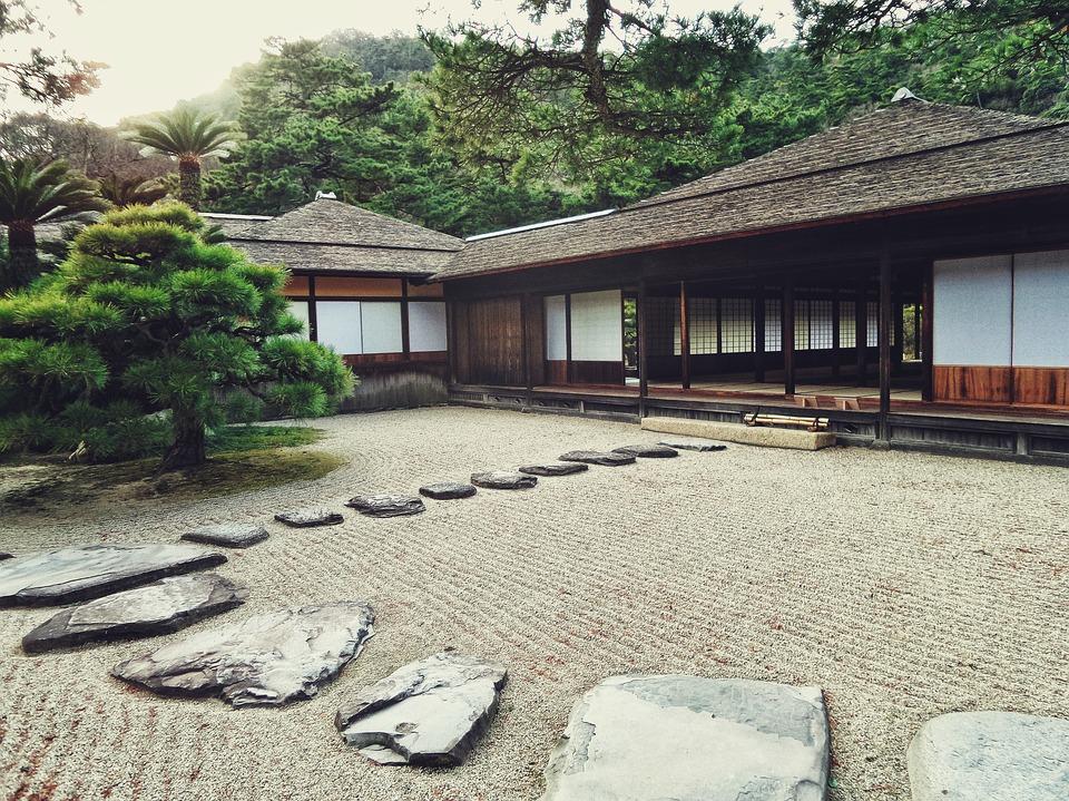 Pietre Nel Giardino Zen Il Loro Significato Alchimia Delle Pietre